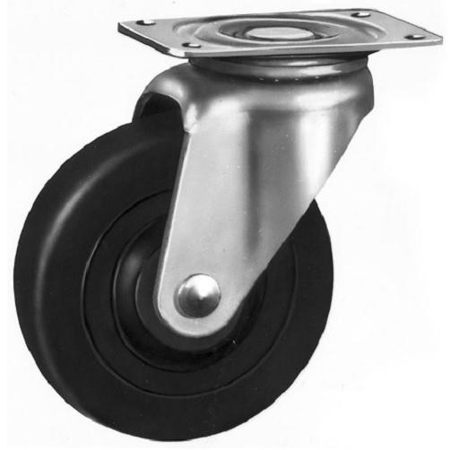50mm resistente 50kg pu ruedas para muebles giratorias for Ruedas para muebles