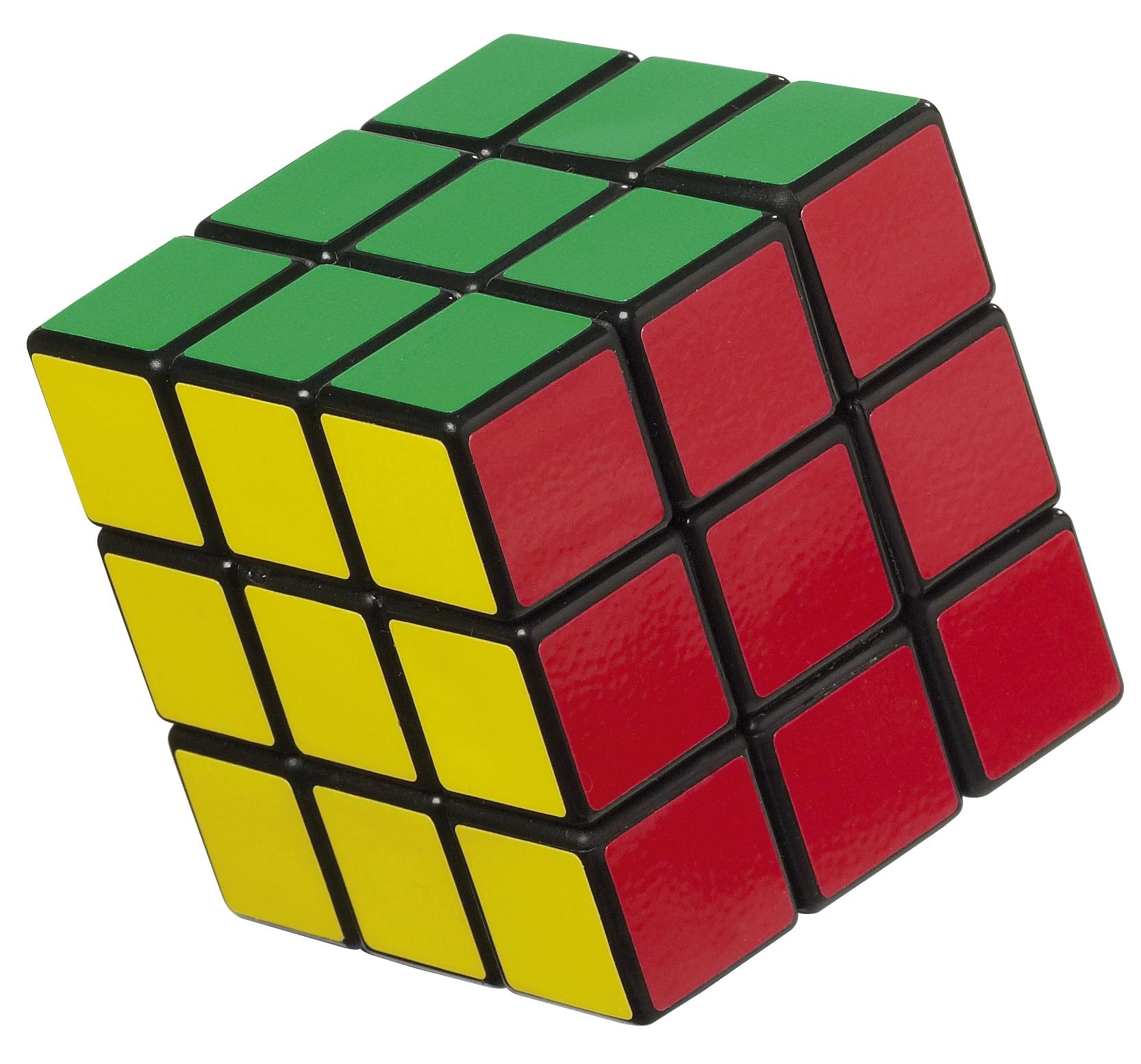 Colors Of A Rubik S Cube