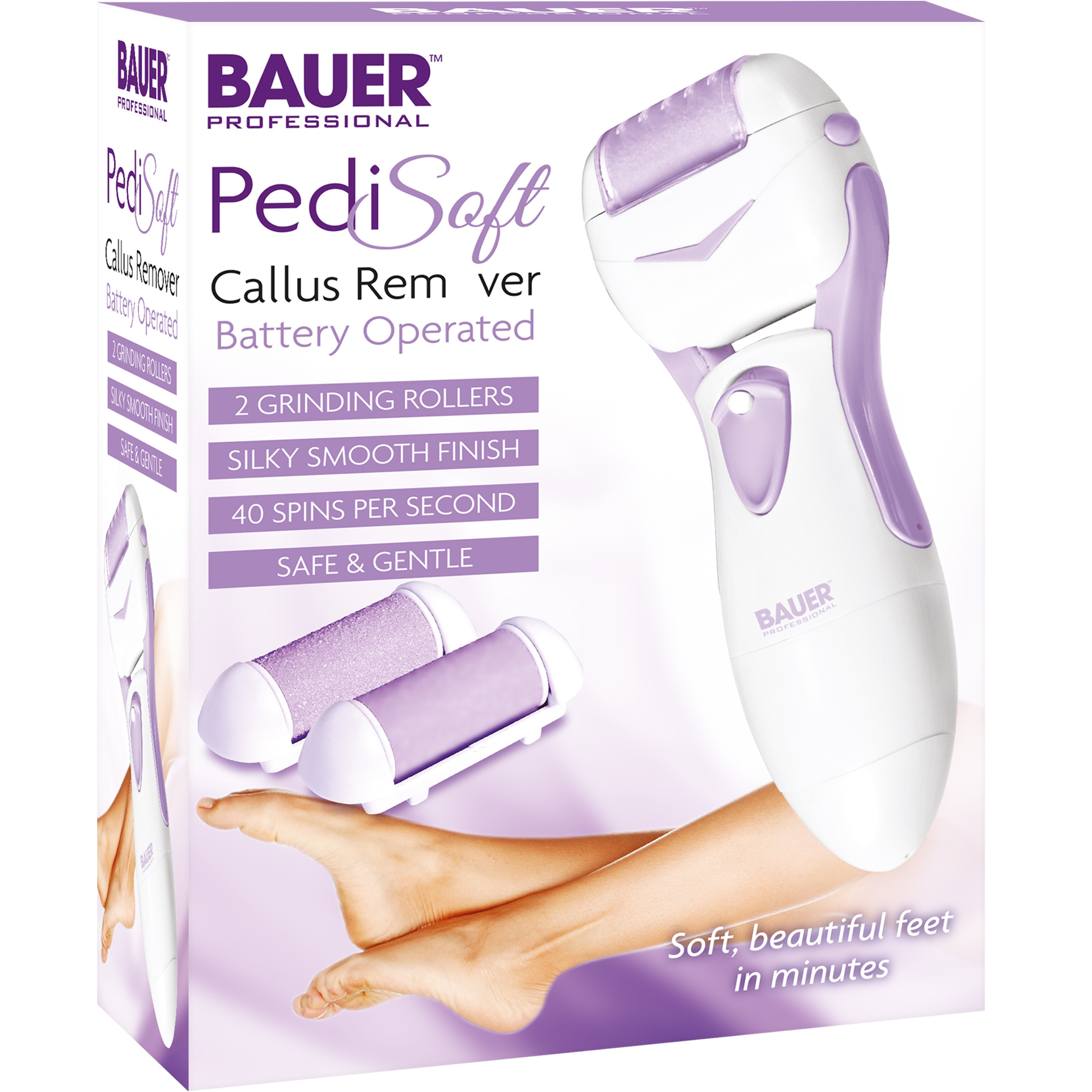 professional electric hard skin remover