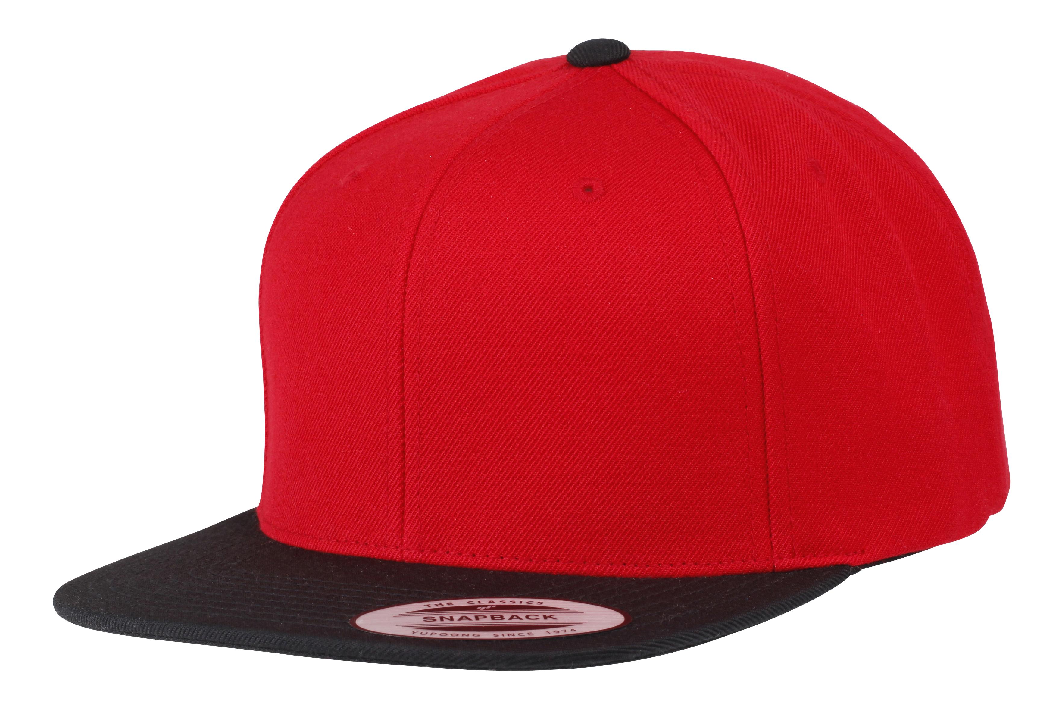 Flexfit Varsity Snapback Unisex Flat Baseball Cap One Size