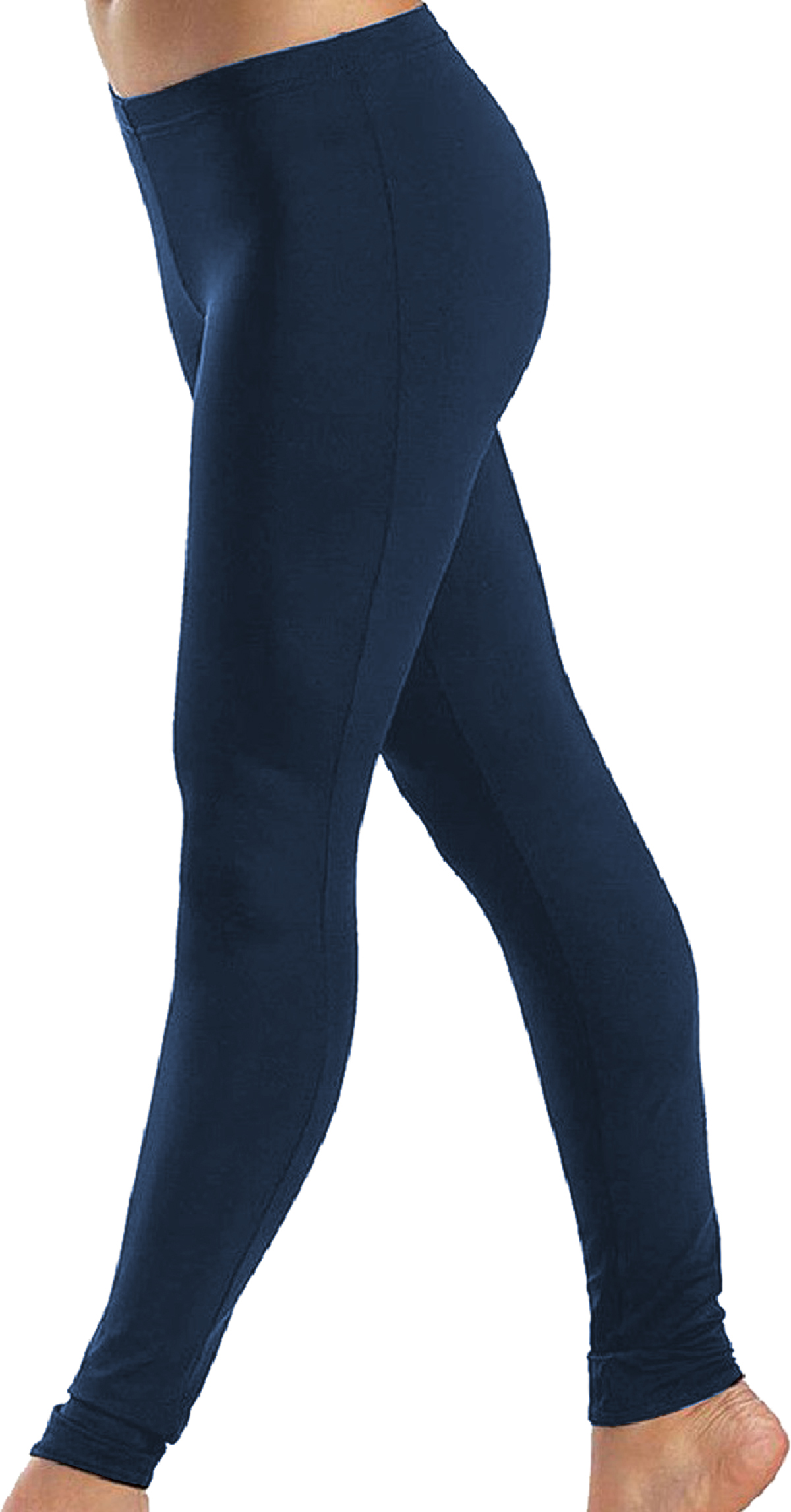 d9b0810fcd319 School Uniform Girls/Ladies Lycra Leggings Sports PE Pants Only ...