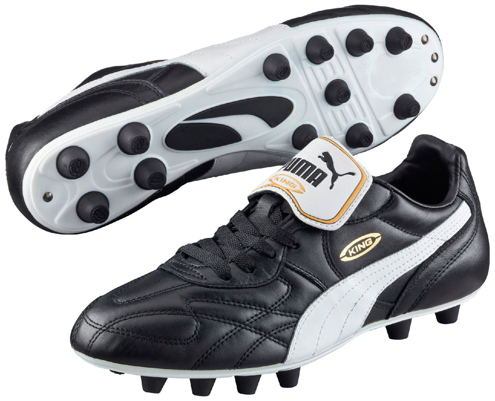 cheap puma king moulded football boots