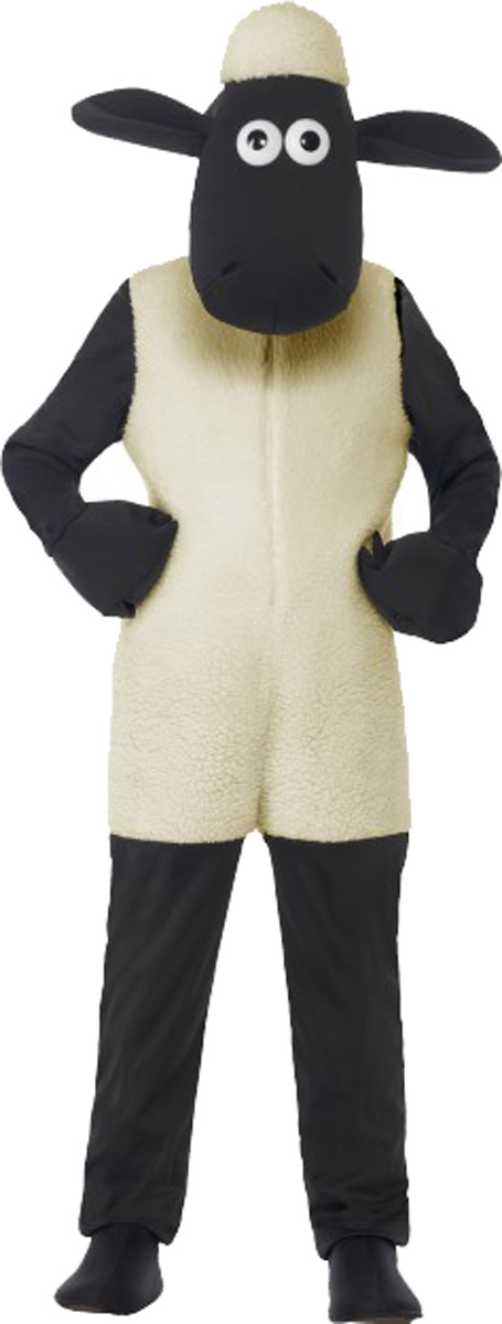 Unisex Kids Fancy Dress Animal Party Cartoon Character