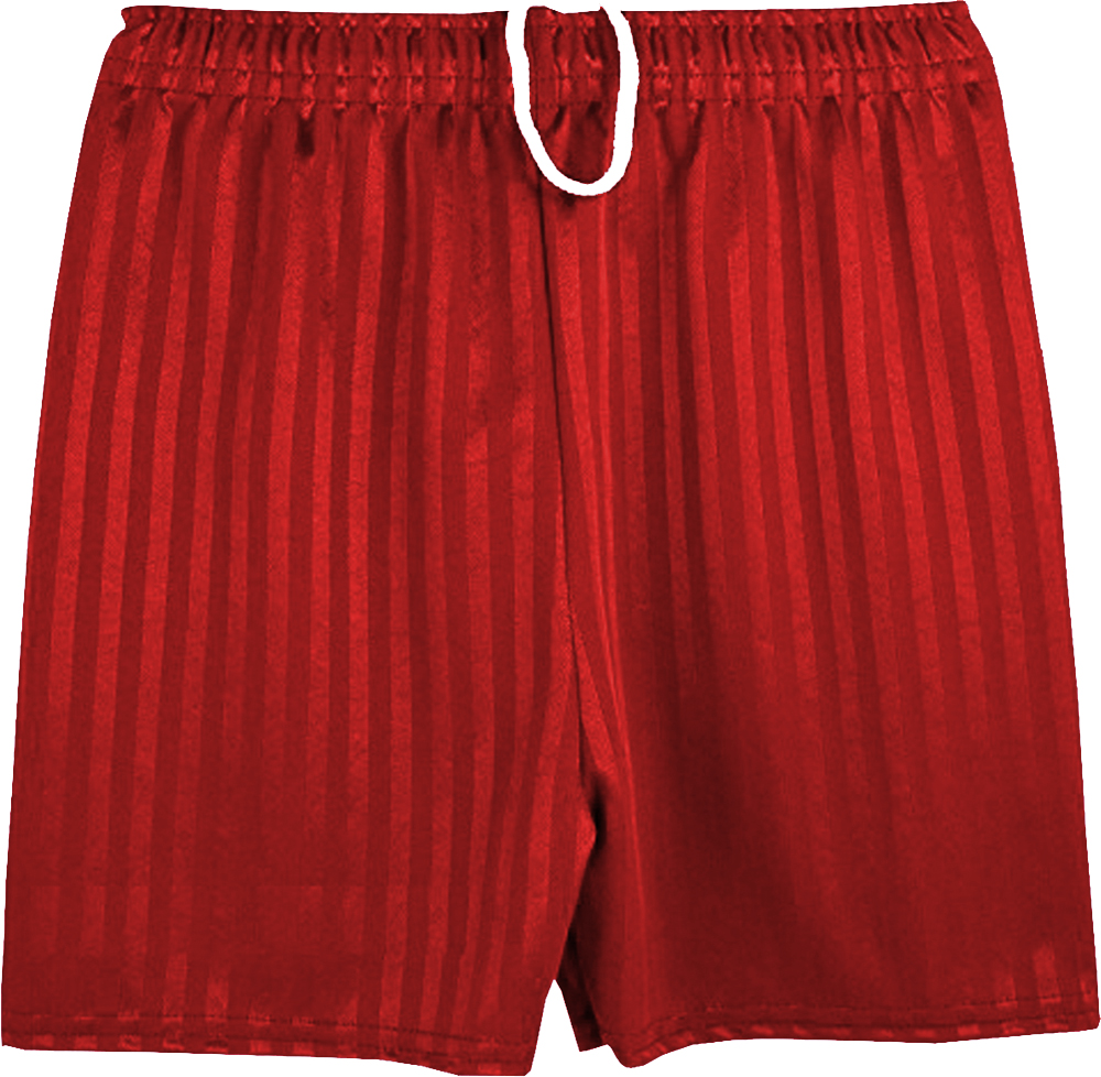 Unisex Boys Girls School Shadow Stripe Sports School PE Shorts Football UK