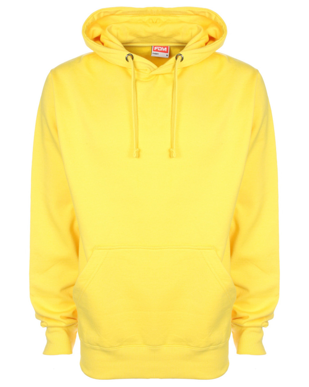 FDM Unisex Plain Original Hoodie Sweatshirt Pullover Hoody (fh001 ...