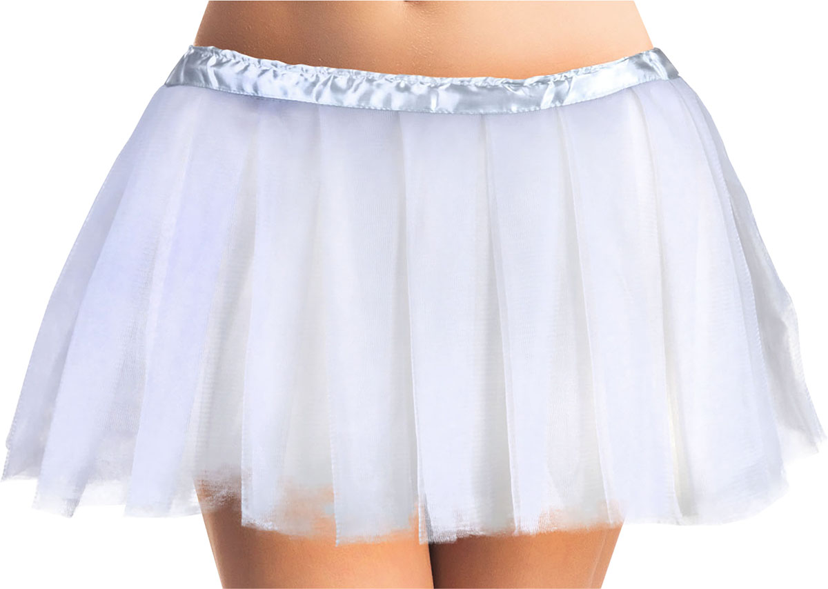 Adult Ladies Dress Up Party Costume Accessory Dance Tutu Skirt One Size