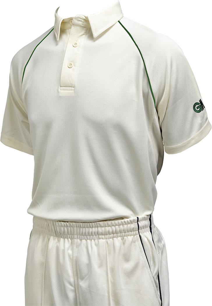 Gunn /& Moore 2019 Range GM Cricket Premier Boys Junior Trousers Cream