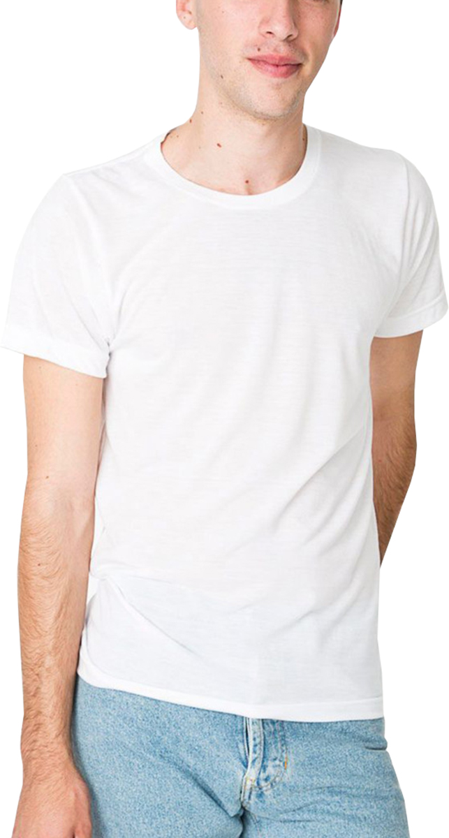 437beede Details about American Apparel Adult Short Sleeve Sublimation Tee T-Shirt  Men/Women