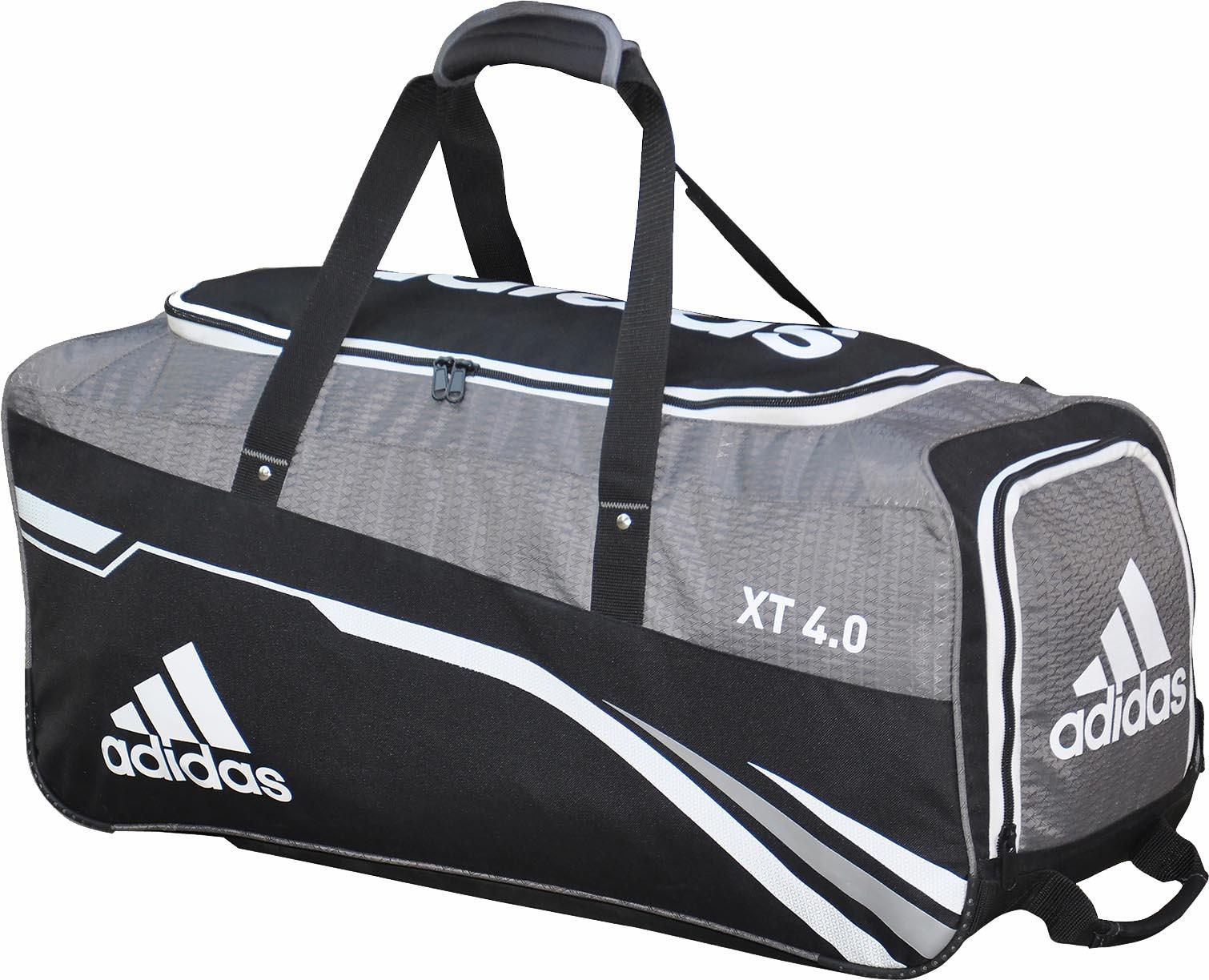 Hunts County Neo Cricket Bag Junior Wheelie Free Weekday Dispatch