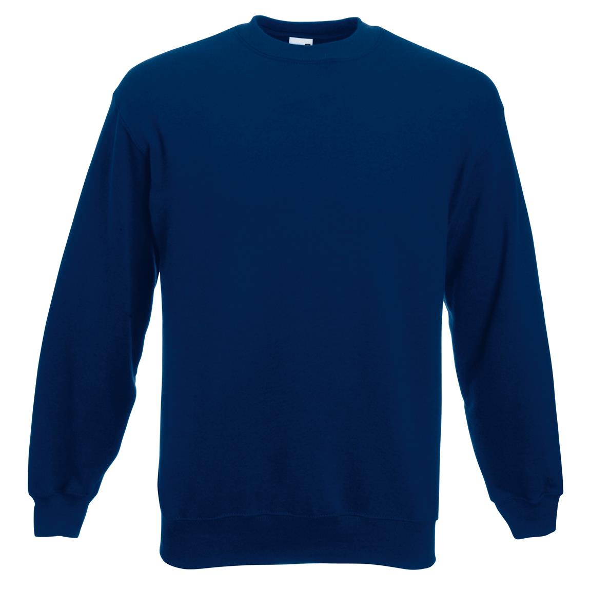 Mens Set-in Sweat Sweatshirt Fruit Of The Loom Outlet Cheap Online Buy Cheap Amazon Discount For Nice Websites Cheap Online WWvXb7rLM