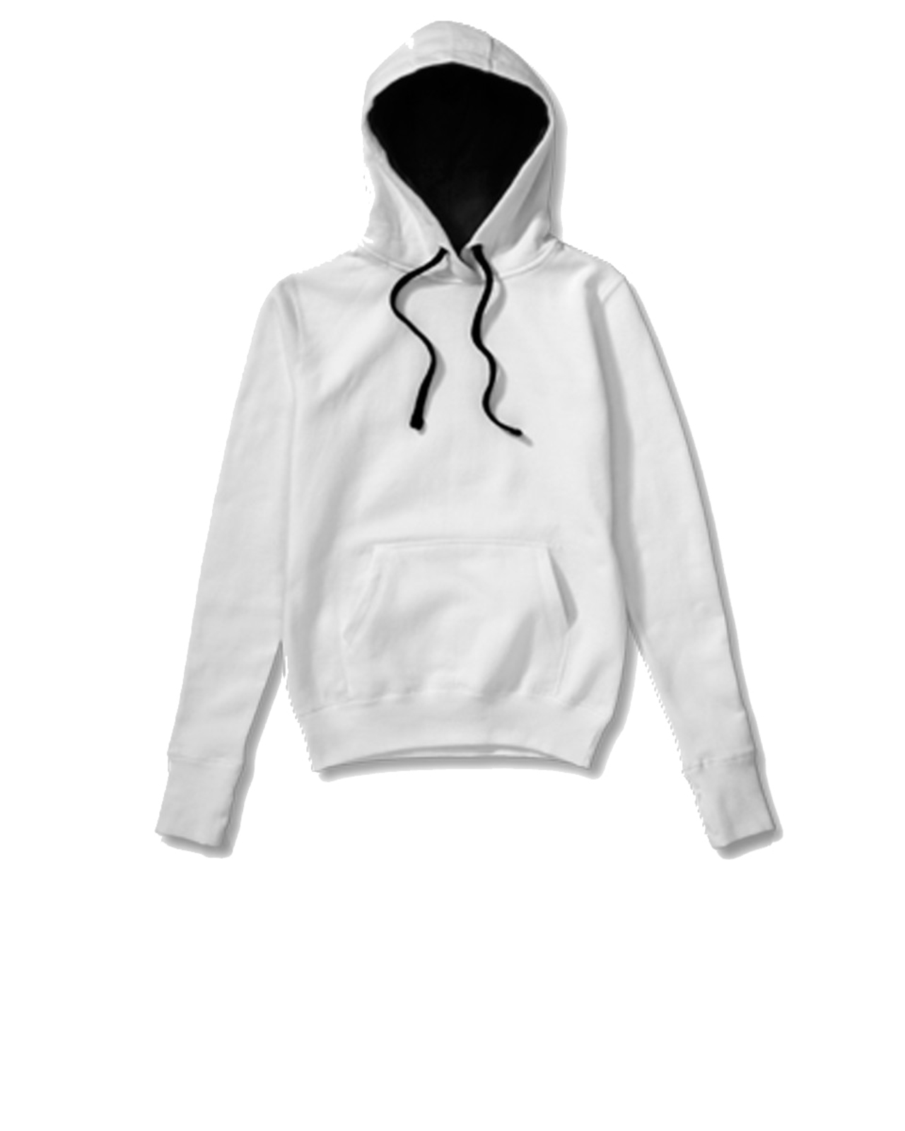 SG Ladies Contrast Hoodie Hooded Sweatshirt Women Plain Pullover ...