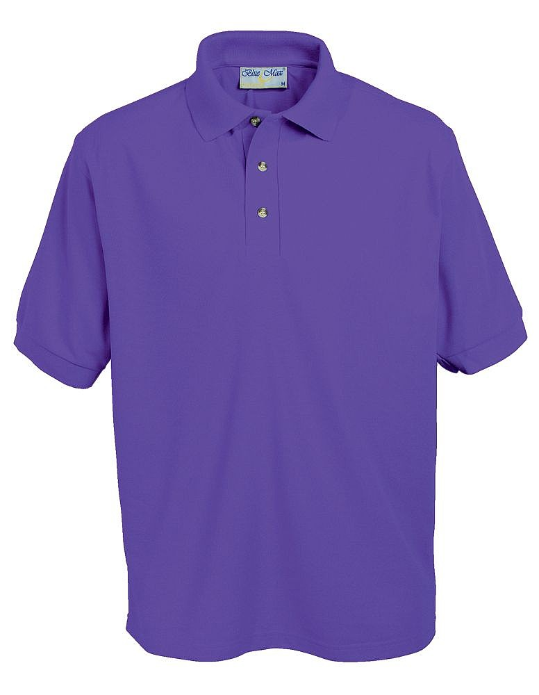 Blue max mens penthouse casual wear polo shirt dry regular for Mens casual collared shirts