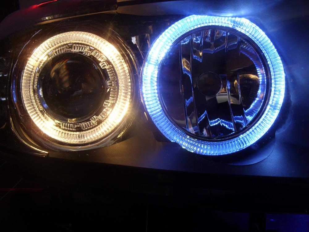 Canbus LED Upgrade Bulbs Lighting Part For Depo Angel Eye ...
