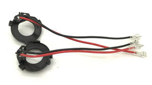 For VW Golf MK6 VI 09- H7 LED Headlight & Xenon Hid Bulb Holders Adaptors Base Preview