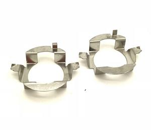 For Audi LED Headlight Xenon Hid Bulb Holders Adaptors Clips Lamp type2 Preview