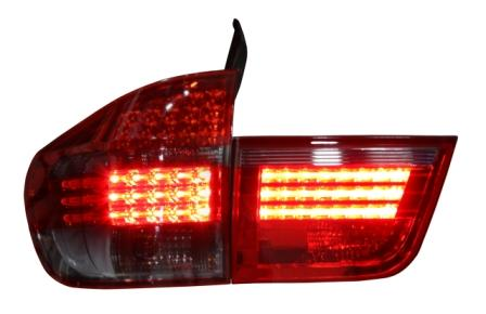 Back Rear Tail Lights Lamp Indicator For Bmw E70 X5 07