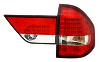 View Item Back Rear Tail Lights Lamp Indicator Set LED Red-Clear For BMW X3 03-06