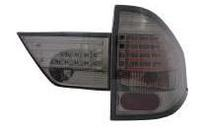 View Item Back Rear Tail Lights Lamps Indicator Spare Part LED Smoke For BMW X3 03-06