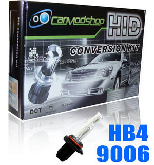 9006/HB4 9012 HIR1 HIR2 Xenon HID Conversion Kit Headlight Bulbs