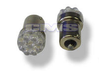 View Item 245/BA15S/382/207 9 LED BULB - XENON WHITE