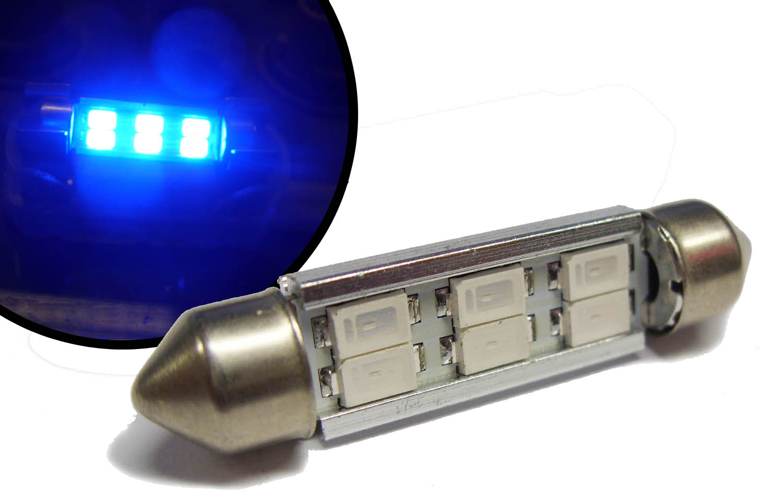Sentinel Led Interior Light Festoon Bulb 264 44mm For Mercedes Benz A Cl Sprinter Van
