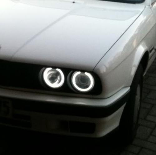 Bmw E34 Ccfl Engel Øjne