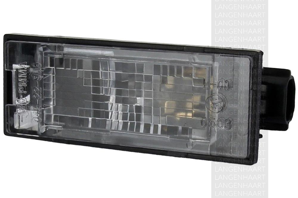 Original Smart fortwo 453 Mercedes Citan Kennzeichenbeleuchtung A4159062300 NEU