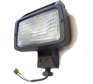 12V 15cm Rectangle Spot Flood Work Lights Lighting Lamp Part 4X4 Roof Bull Bar Preview