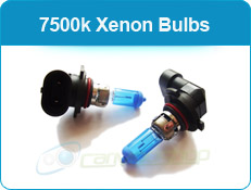 7500k Xenon Bulbs