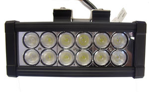 12V / 24V 36W 20CM 12 CREE LED LIGHT BAR 4X4 TRUCK OFF-ROAD SPOT LAMP Preview