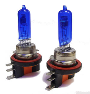 Pair 55/15W H15 7500K Xenon High Beam / DRL Bulbs Lighting Spare Part Headlight Preview