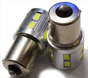 1156 382 BA15s 17 SMD HIGH POWER BULB STOP/ TAIL/ FOG/ REVERSE/ INTERIOR 10-30V Preview