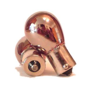 SILVATEC SILVER CHROME 581 1157 BAU15s PY21 Amber/Yellow/orange indicator bulbs Preview