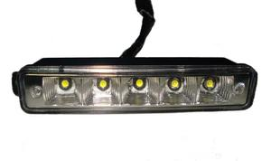 Universal 5 LED X-Treme High Power 15cm DRL Lights Auto Switch E4 & Rl00 Preview