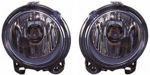 For BMW X5 E53 2003-2006 Front Fog Lights Lamps Indicators 1 Pair O/S & N/S Preview