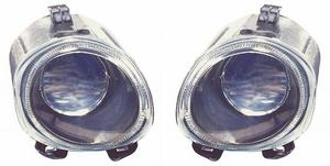 For BMW X5 E53 2000-2002 Front Fog Lights Lamps Indicators 1 Pair O/S & N/S Preview