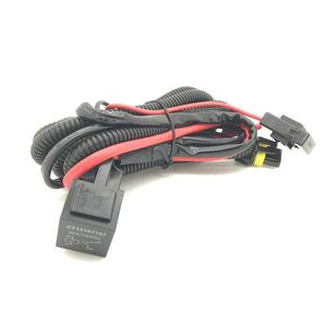 35w 55w Xenon HID Kit Realy wiring Harness - battery power ... H Hid Wiring Harness on