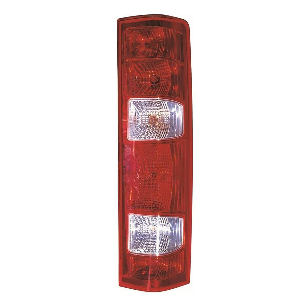 Renault Trafic Mk3 Van 9//2006-2014 Rear Light Lamp 3 Notches Passenger Side N//S