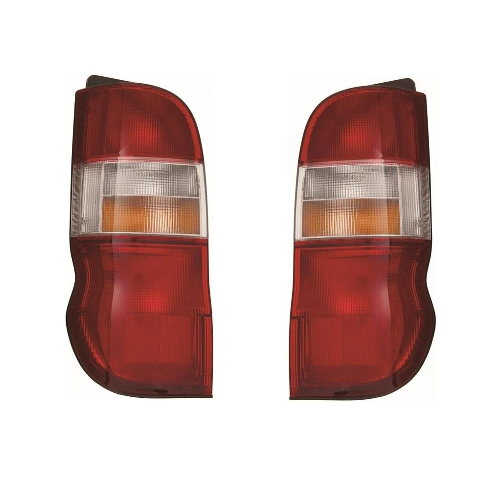 Volkswagen LT Series Van 1996-2006 Rear Light Lamp Bulb Holders 1 Pair O//S /& N//S