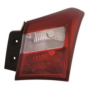 Hyundai Santa Fe 8//2012-/> Outer Wing Rear Back Tail Light Lamp Drivers Side O//S