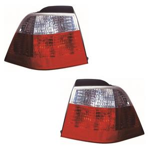 For BMW 5 Series E61 Estate 4/2004-6/2007 Outer Rear Lights Lamps Pair OS NS Preview