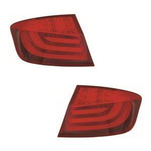 For BMW 5 Series F10 Saloon 2/2010-7/2013 Red Outer Led Rear Lights Lamps 1 Pair Preview