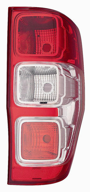 For Ford Ranger Mk3 Pick-Up 8/2011-On Rear Tail Light Lamp Non Led Right OS Preview