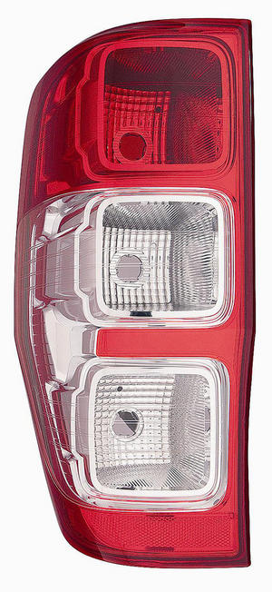 For Ford Ranger Mk3 Pick-Up 8/2011-On Rear Back Tail Light Lamp Left Side NS Preview