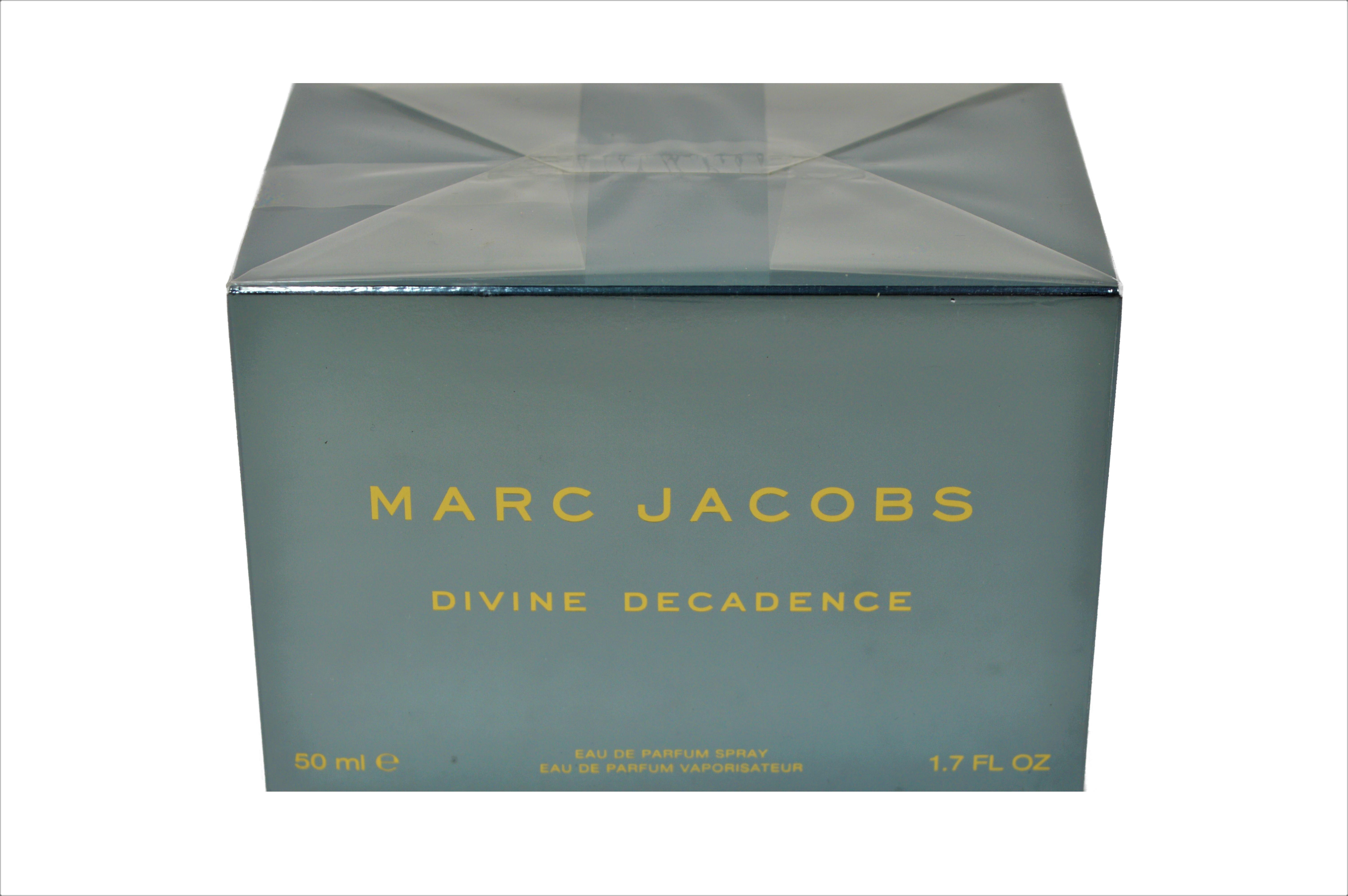 1252446873155b Details about Marc Jacobs Divine Decadence Eau de Parfum Spray - 50ml