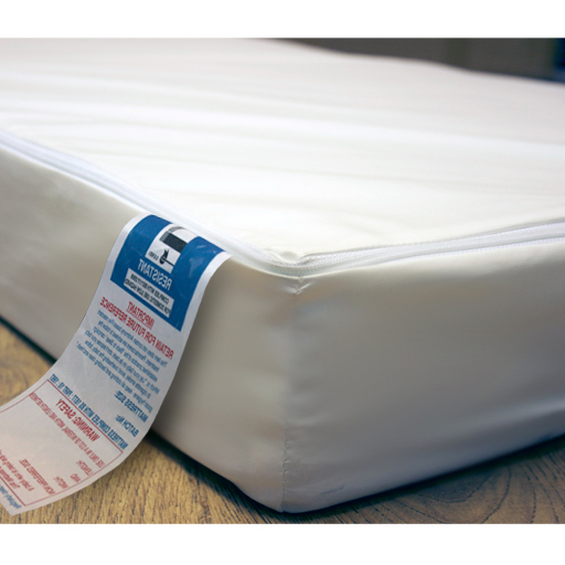 bed sprung cot mattress british spring mattresses toddler deluxe dp superior katy junior ae