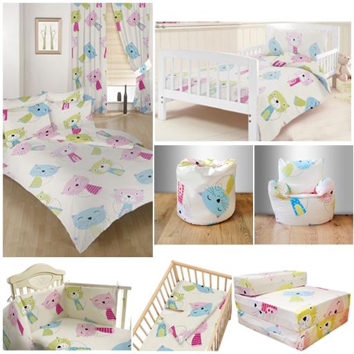 Kinder Kinder Komplett Figur Schlafzimmer Bettw Sche