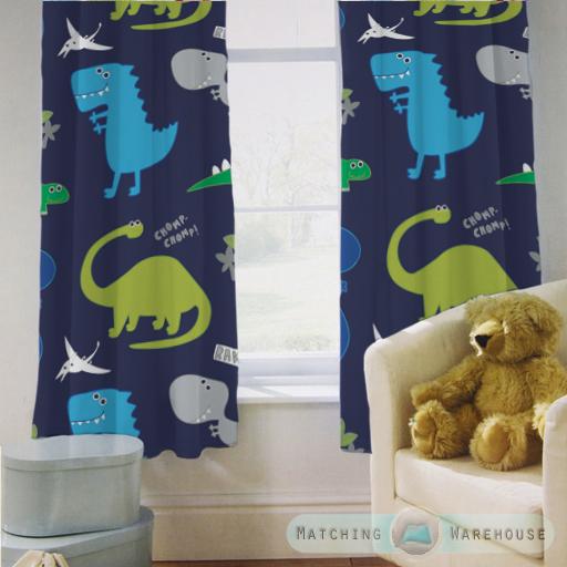 Enfants-rideaux-Maternelles-Enfants-Junior-Tweens-bandeau-superieur-et-plis-serres-tiebacks miniature 17