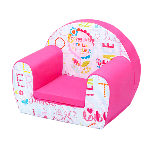 Kids Children S Comfy Soft Foam Chair Toddlers Armchair