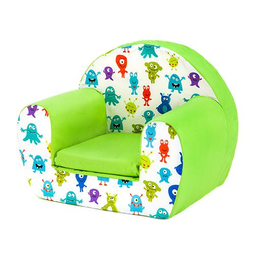 Kids Children S Comfy Soft Foam Chair Toddlers Armchair
